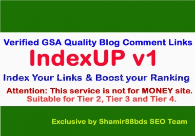 Verified 3,000 GSA Dofollow Blog Comments Backlinks to Google Page 1