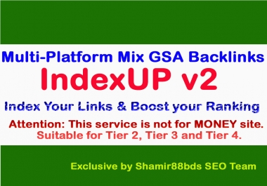 Verified 20,000 Mix GSA SER Backlinks to Index Link Google