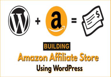 make amazon affiliate website