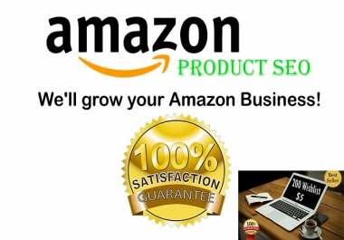 Effective 200 USA Traffic to Wish your Amazon Listing