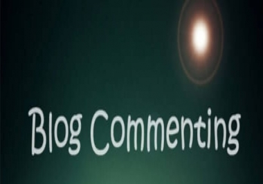 Provide 300 Blog Comment High Quality super fast service