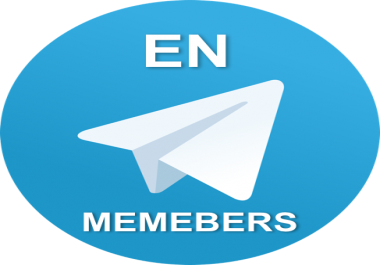 500 HQ telegram group members or channel followers