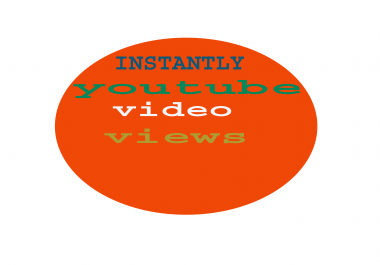 301 Real active Not dropped YouTube channel promotion instantly delivery