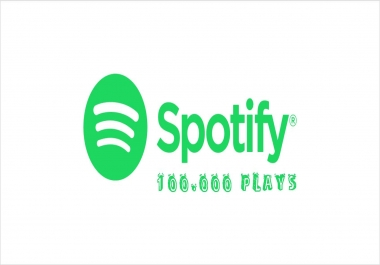 50000 Spotiffy Streams for 125$