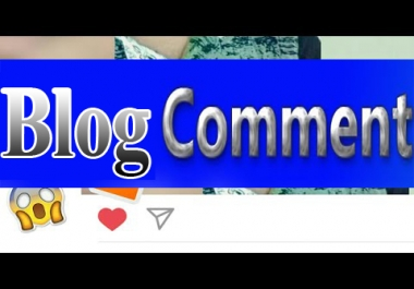 provide guaranteed 20 High Quality Backlinks by blog comment