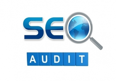 Create a proffesional SEO report for your website
