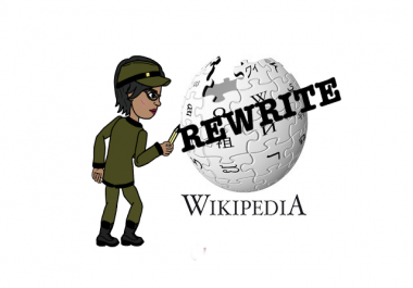 August 2018 Google Algorithm Update - WIKIPEDIA REWRITE PACK