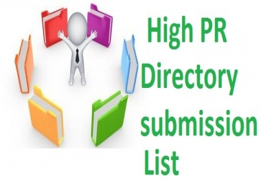 submit your website link to top 50 high PR local usa directory submission.