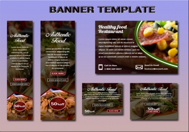 Design uniqe banner, header,ads or cover for your site