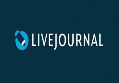 Write and publish an article on Livejournal.com DA-92, Permanent post