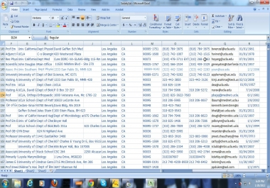 Collect Targeted Emails,Personal Emails, Data Collection 5000