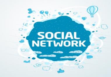 Provide 1000 Social Network Profile Back-link Instant
