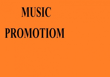 Get 30 comment + 30 Like + 30 repost + 3000 music promotion  Within 12-24 Hours