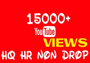 Add 15000+ HQ, HR, Non Drop Lifetime Guaranteed service Instantly