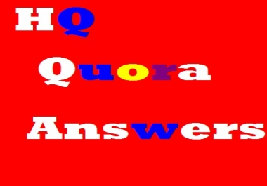 targeted and organic traffic by 40 quora answers posting