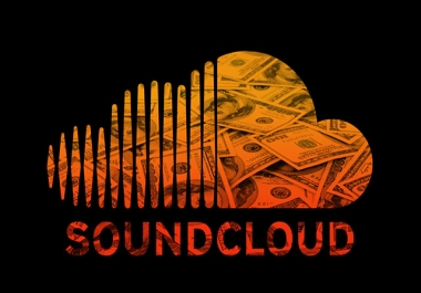 50k USA Soundcloud Plays! BEST service here! HQ SC PLAYS
