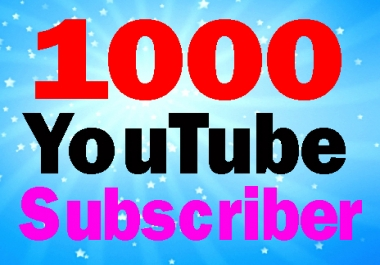 Non drop 1000+ sub-scribes non drop fully safe and real active service