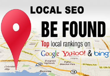 Create 50 USA Google Map Local Citations or Local Listing For Local SEO