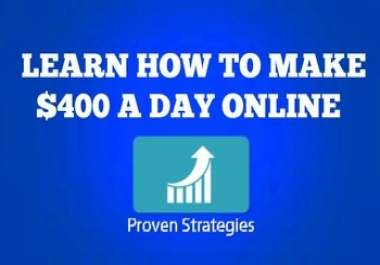 How To Make Money Online - Show You How To Make $ 400 A Day Online