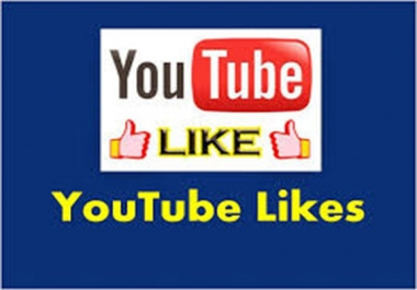 Safe 1,000+YouTube Li-kes and nondrop 100% Very Fast delivery 8-10 Hours In Complete