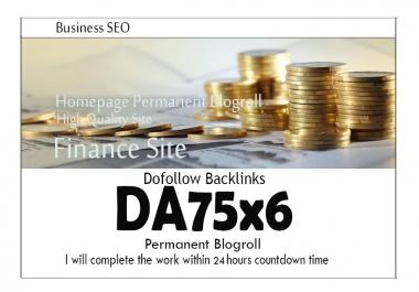 link da75x6 sites finance blogroll permanent