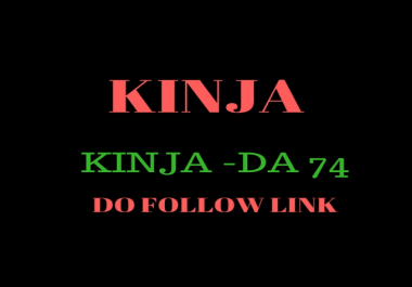 Write and Publish A Guest Post On Kinja