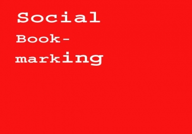 Get High quality 3 social bookmarking in few hours