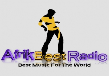 Your song will be promoted till 1500+ streams Airplay On Afrik Best Radio