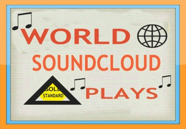 25 MILLION SOUNDCLOUD PLAYS WITH FREE 2K LIKES IN 8 DAYS