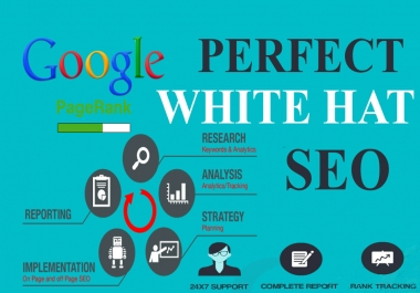 White Hat Seo, Boost Google Or Youtube Ranking