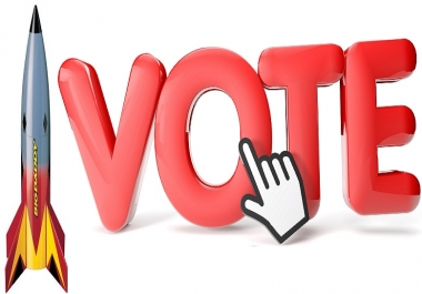 Give you 52 votes for online contest and captcha votes, signup votes, ip votes