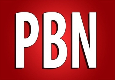 1100 Permanent HOMEPAGE PBNs Blogs Backlink- Blast your ranking