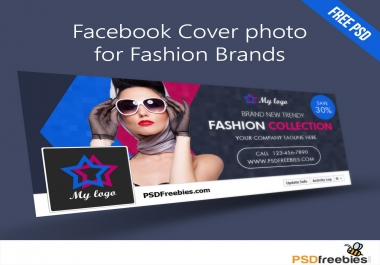 Facebook cover photo banner design