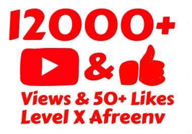 Add 8000 to 9000+ High Quality YT v,iews