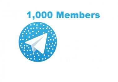 Boost your telegram Group Manually about 500 People add