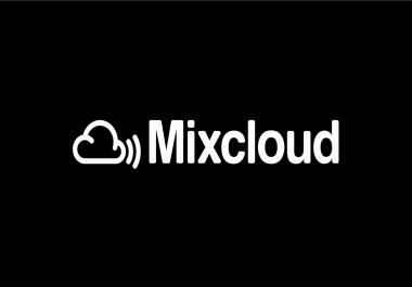 Mixcloud 740+ Followers Or 740+ Favorites Or 740+ Repost