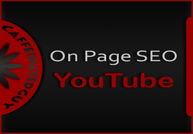 Effective On Page SEO For YouTube Video