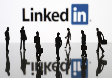 Promote Your Business Website Or Product To My 9,126 Linkedin connections