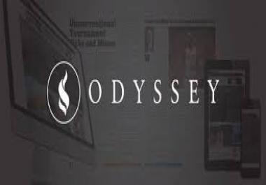 Write And Publish Unique Guest Post On Theodysseyonline Blogs Da 65