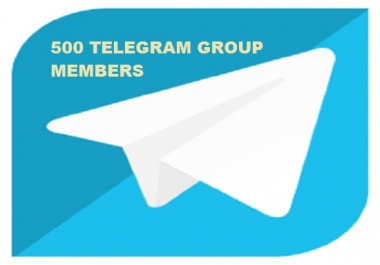 AWESOME 1000 REAL LOOKING TELEGRAM GROUP MEMBERS FOR ICO,COINS COMMUNITY, PUMP SIGNALS OR TRADE SIGNALS