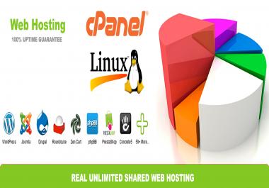 Shared Hosting Starter