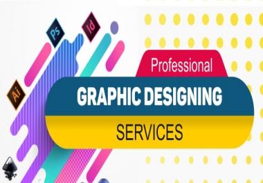 All types of Graphic Desiging