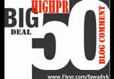 do manual 50 Highpr Blog Comment 10PR5 10PR4 15PR3 15PR2 Dofollow Link.............