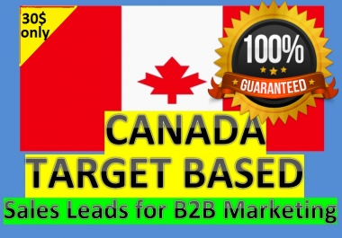 200k Canada Best Email List
