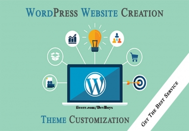 Do Customize Your Wordpress Theme