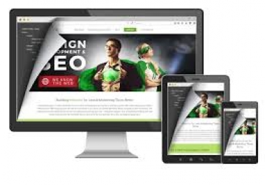 Design A Responsive Wordpress Website With Mobile, PWA and AMP Theme