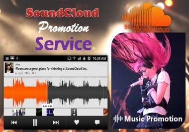 do viral sound cloud promotion