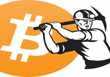 Earn daily up to 5 dollar by our Bitcoin crypto Miner from your Pc and Laptop power
