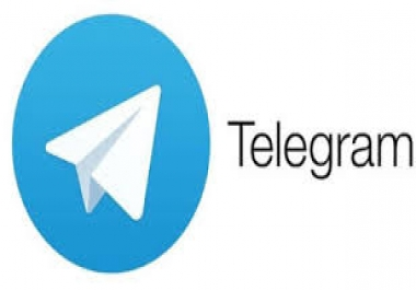 I will add Real Human 1000+ Telegram Channel Members