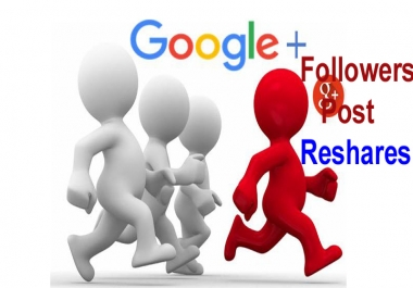 Buy real active 400+ Google Follow Or 250+ Google Website+1 Or 400+ Google Post Or 400+  Google Reshares